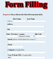 typing filling jobs
