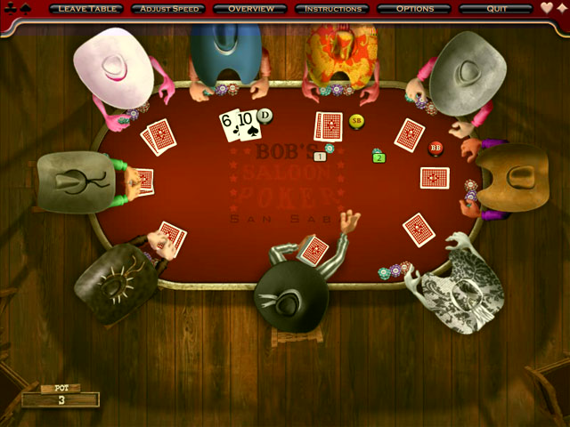 Play texas holdem poker free