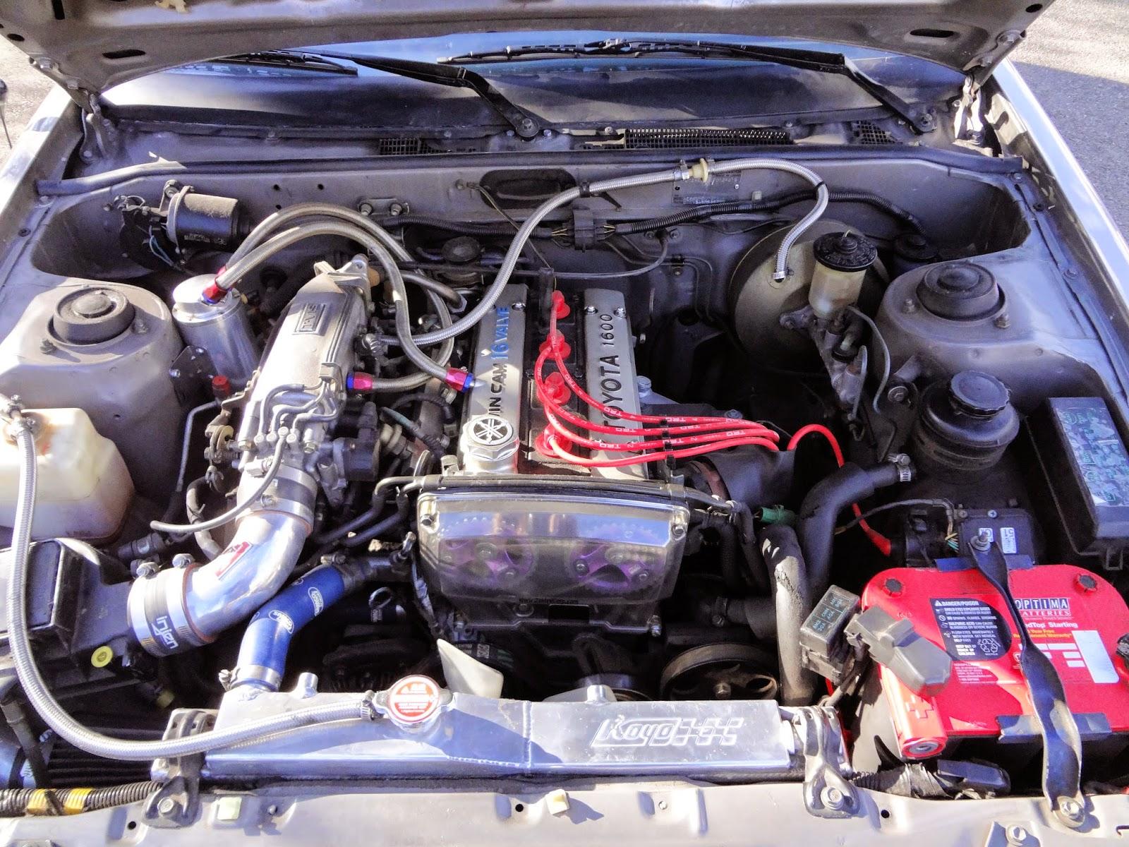 My 1985 Toyota Corolla Gts Ae86 Hatchback Liftback Turns 30 2018 Fuse Box 5a Ge 1711cc