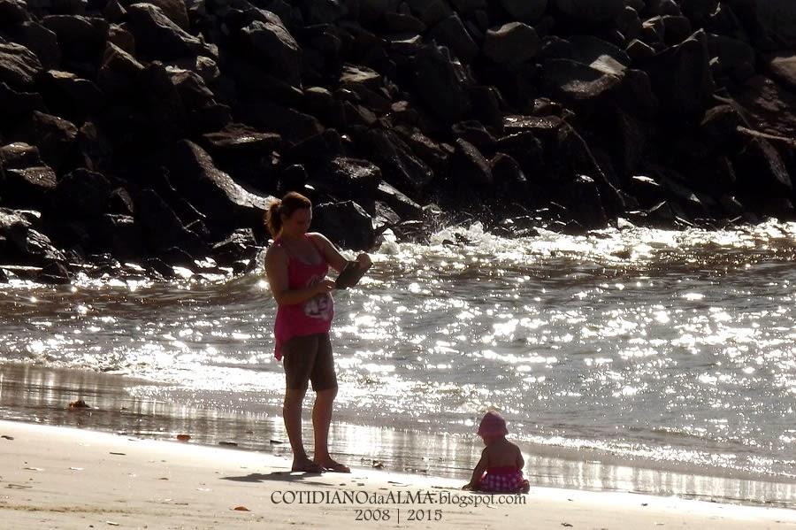 Cotidiano da Alma, Ezequiel Rodrigues, Filhos, Pais e Filhos, Praia da Redinha, Mar.