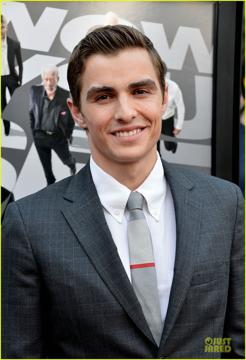 dave franco now you see me premiereNow You See Me Dave Franco