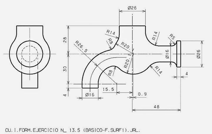 Dibujo t cnico dibujo mec nico - Programa para dibujar planos facil ...