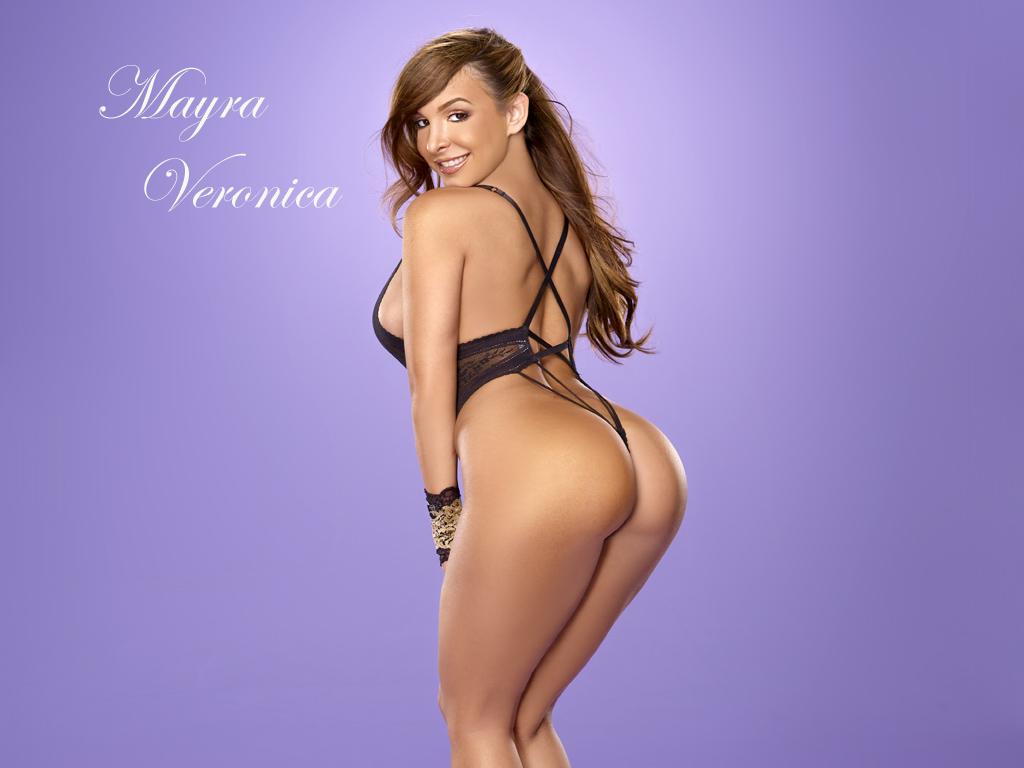 mayra naked veronica Run down