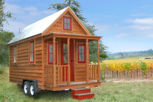 Flav infoarquitectura las mejores casas diminutas del 2011 - Las mejores casas de madera ...