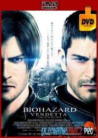Resident Evil: Vendetta (2017) DVDRip Latino