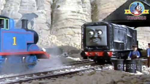 diesel from thomas and friends - photo #49