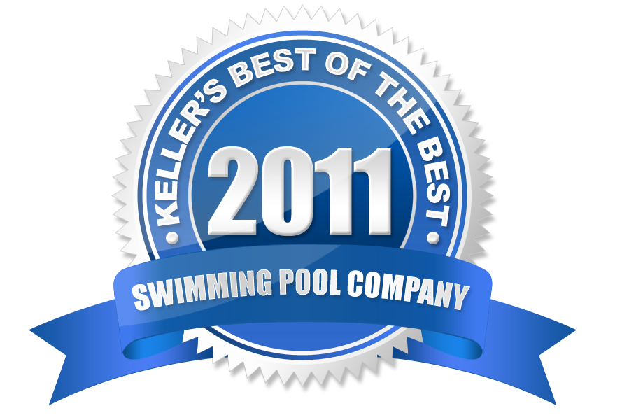 Keller 39 S Best Of The Best Pool Company 2011