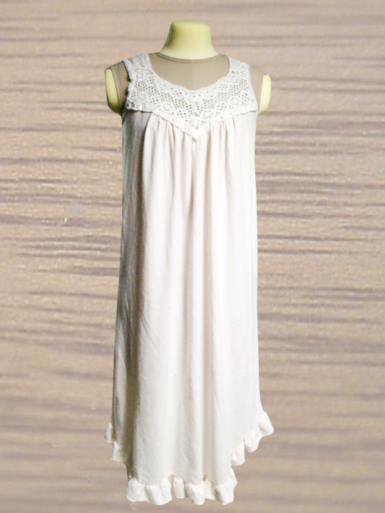 Nightgown Refashion (Tutorial & Guest Post) | Merrick\'s Art ...