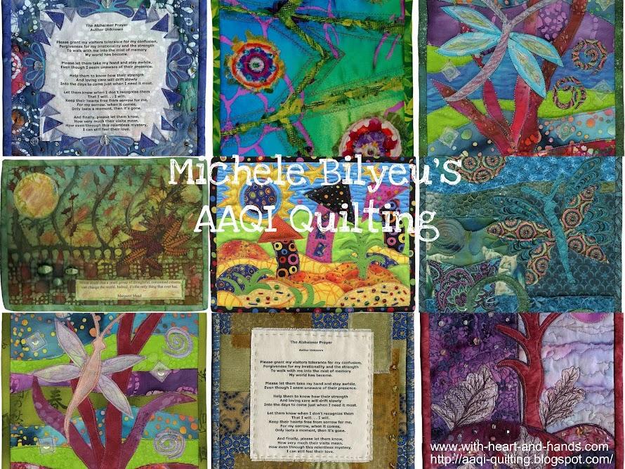 Michele Bilyeu: AAQI Quilting