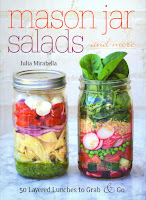 Mason Jar Salads by Julia Mirabella