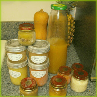 HomeMade Baby Food!
