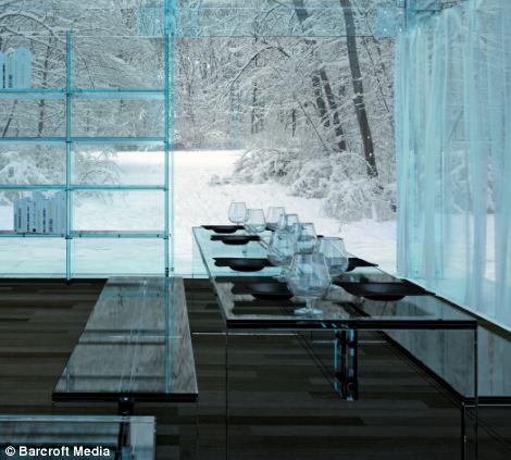 """مجموعة العجائب ل (zein alabdeen) تقدم لكم (البيت الزجاجي """" لا مكان للأختباء من الجيران '' جدران زجاج Article-2184496-146807E9000005DC-578_470x423"""