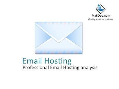 บริการ Email Hosting ที่ละเอียดที่สุด