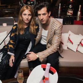 Joséphine de la Baume et Mark Ronson