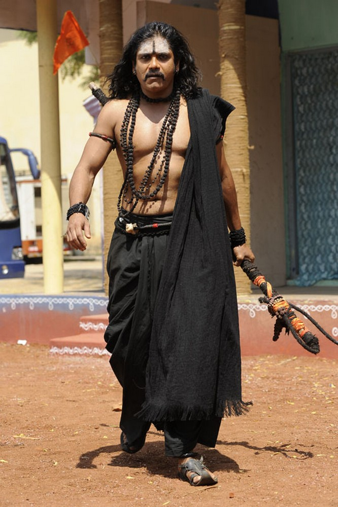 BUNGA TIDUR: Nagarjuna Sri Jagadguru Adi Shankara Movie Stills
