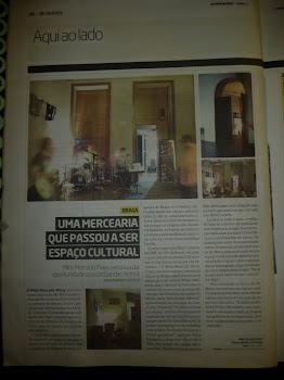 o Minimercado Mavy no Jornal de Notícias