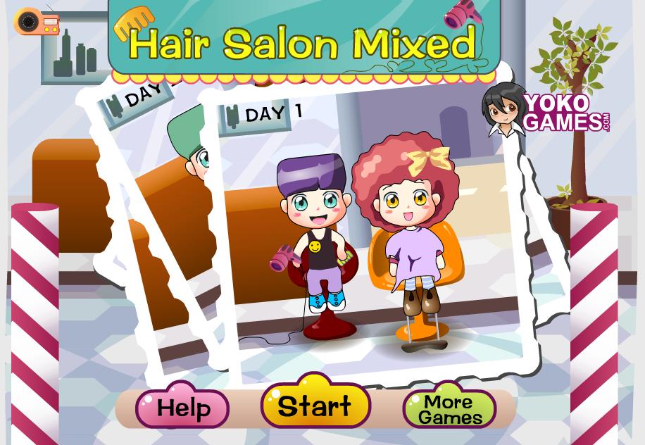 Game Online Salon Kecantikan Gratis