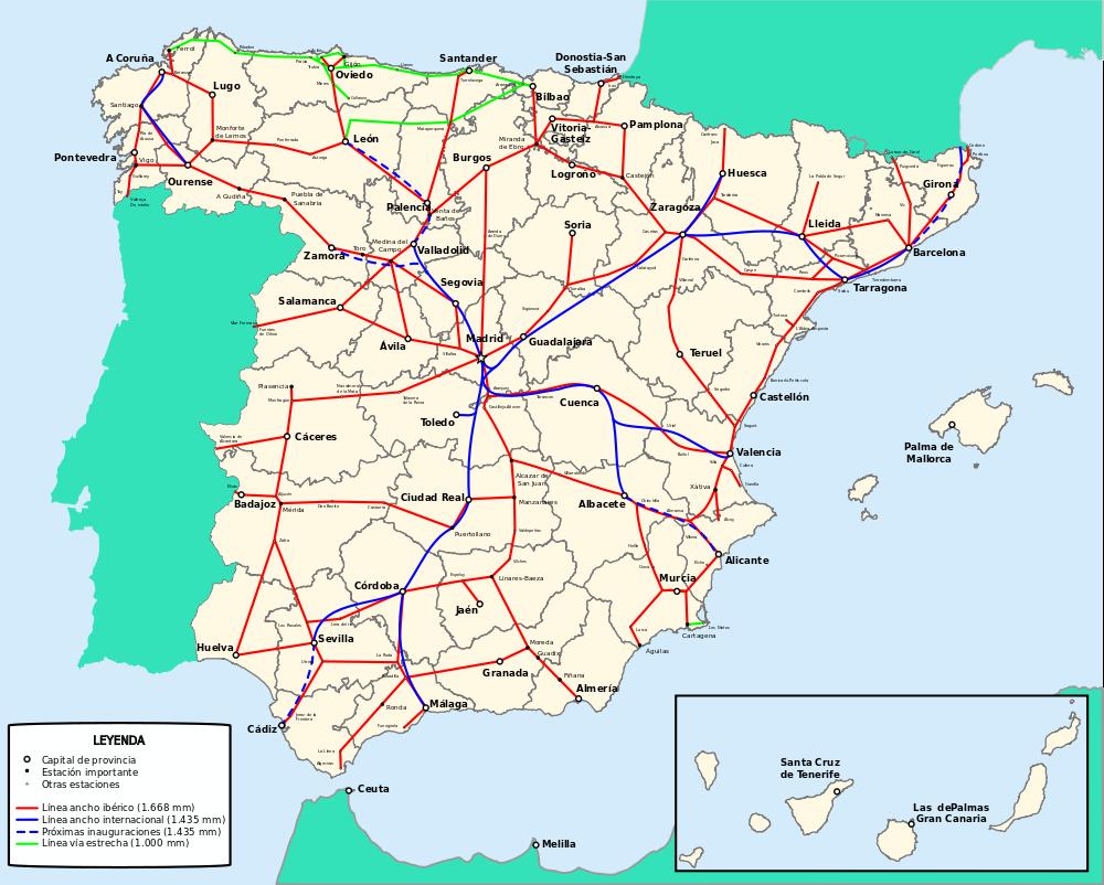 Villes Espagnoles En Francais Pdf