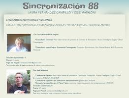 Sesiones Individuales por Skype y presenciales