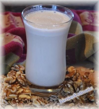 Mleko pestkowo-orzechowe