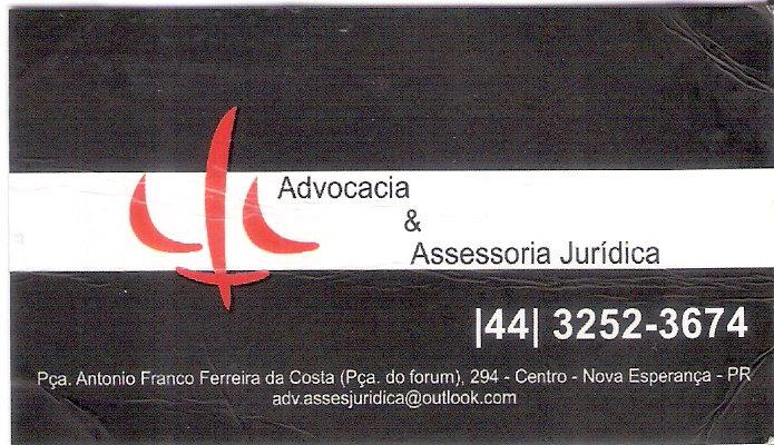 Advocracia & Assessoria Jurídica
