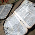 Casa é atingida por incêndio e Bíblias tem apenas as bordas queimadas