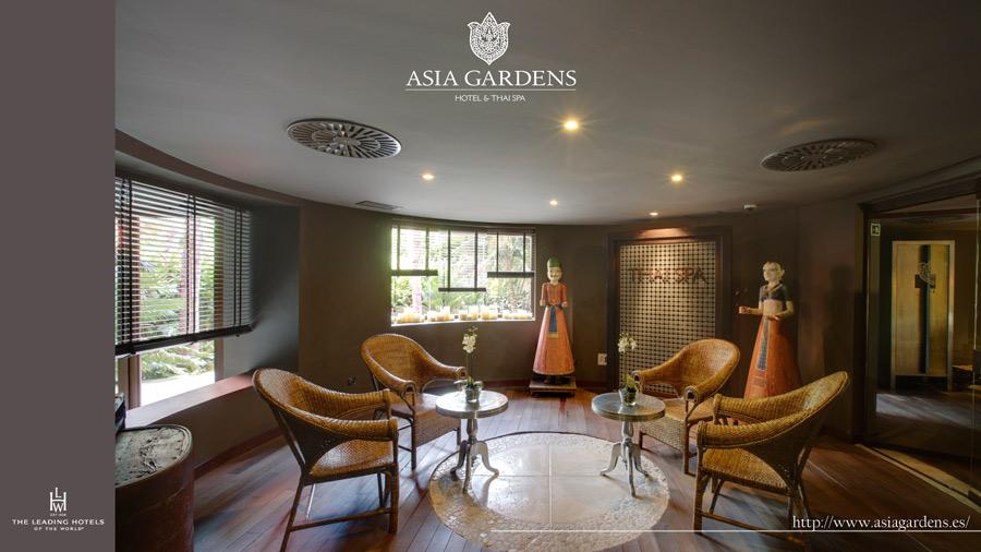 Hotel De Lujo Asia Gardens Luxury Spa Hotel In Spain