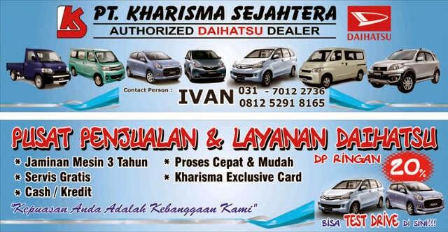 DAIHATSU SURABAYA...(Dealer Daihatsu  Surabaya)