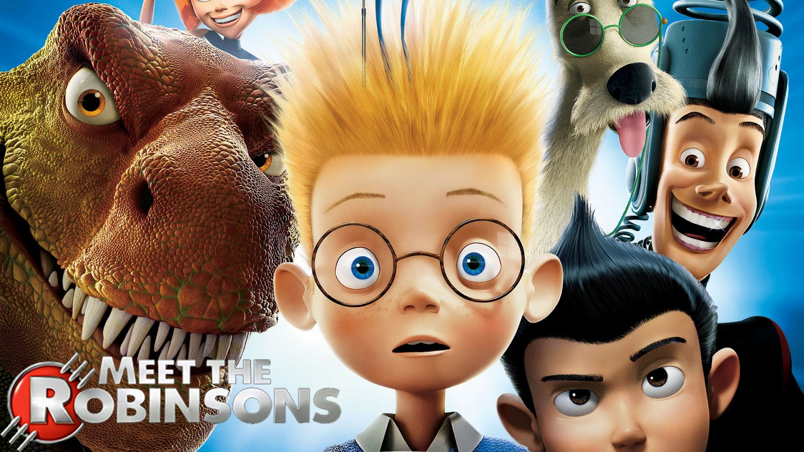 Meet The Robinsons 2007 Hindi BRRip