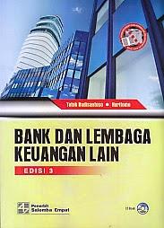 toko buku rahma: buku BANK DAN LEMBAGA KEUANGAN LAIN EDISI 3, pengarang totok budisantoso, penerbit salemba empat