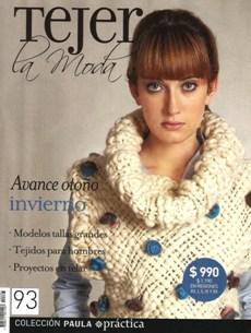 Revista Tejer la Moda №93 2011