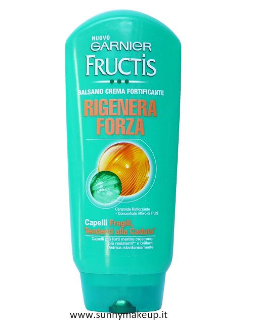 Garnier Fructis - Rigenera Forza. Balsamo.
