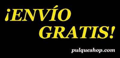 Envío gratis en Pulque Shop