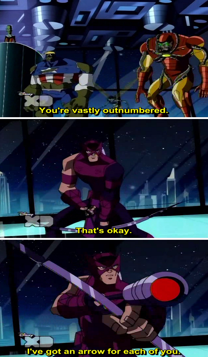 The Avengers Earths Mightiest Heroes Quote-8