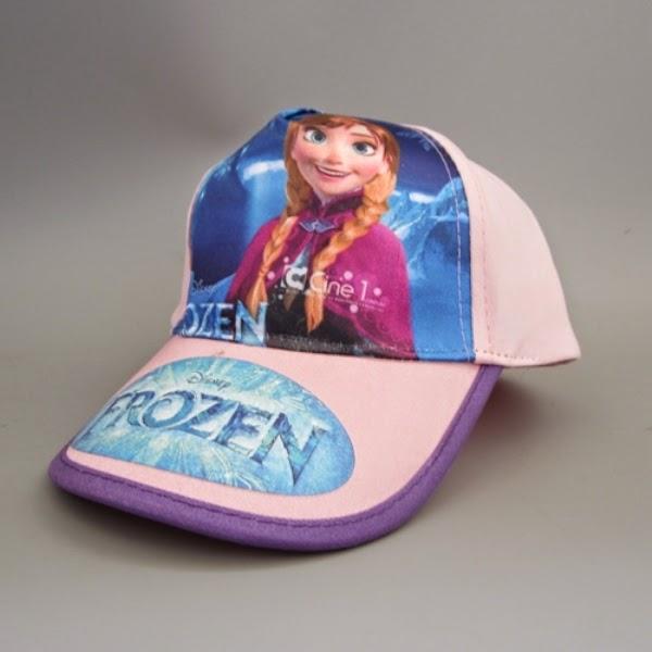 Gambar topi anna frozen