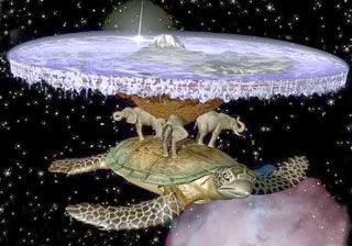 сон черепаха держит Землю