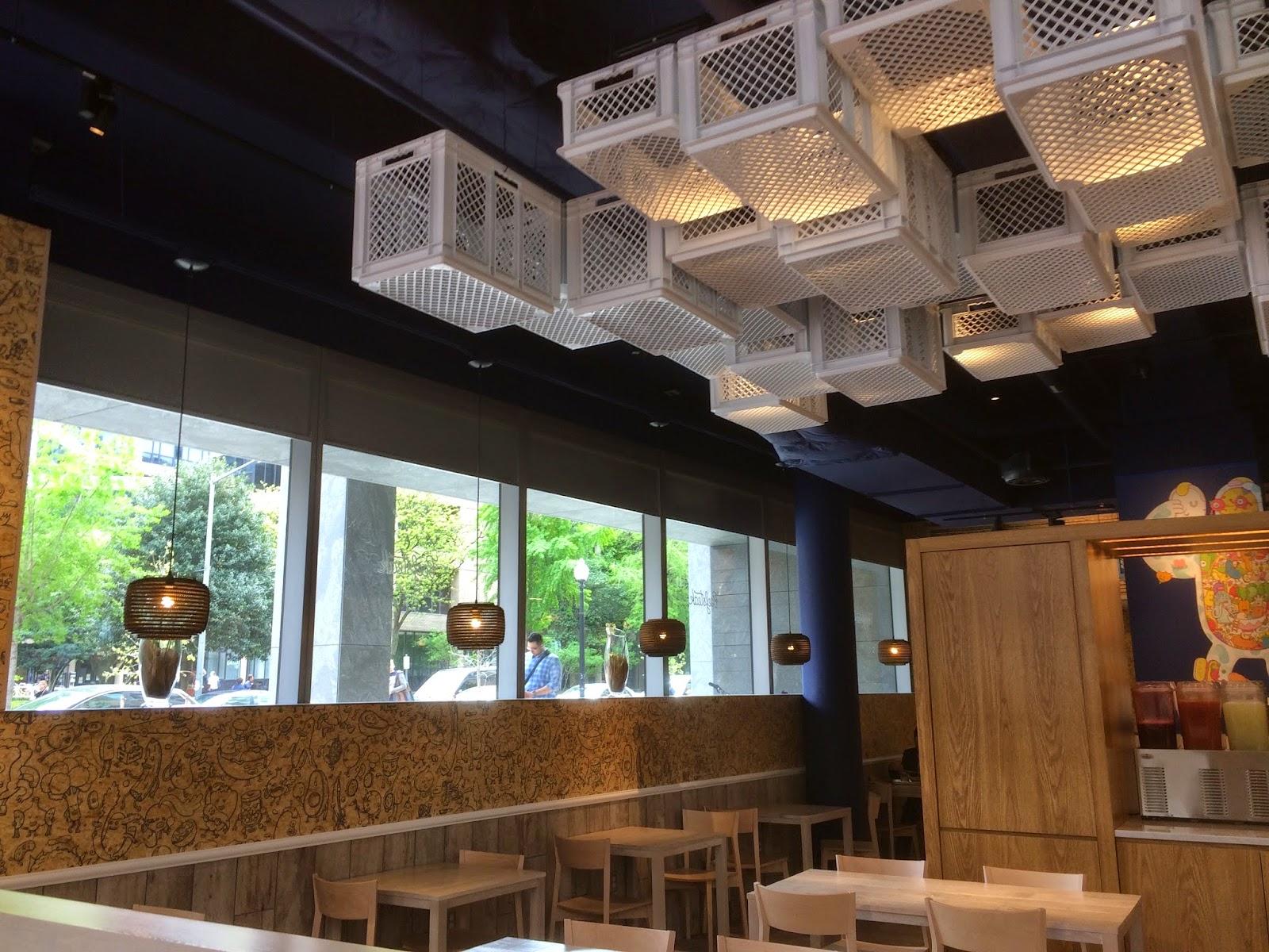 Beefsteak Interior