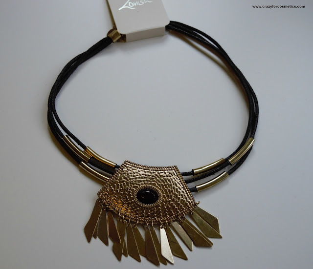 Black Thread necklace fashion accessories online