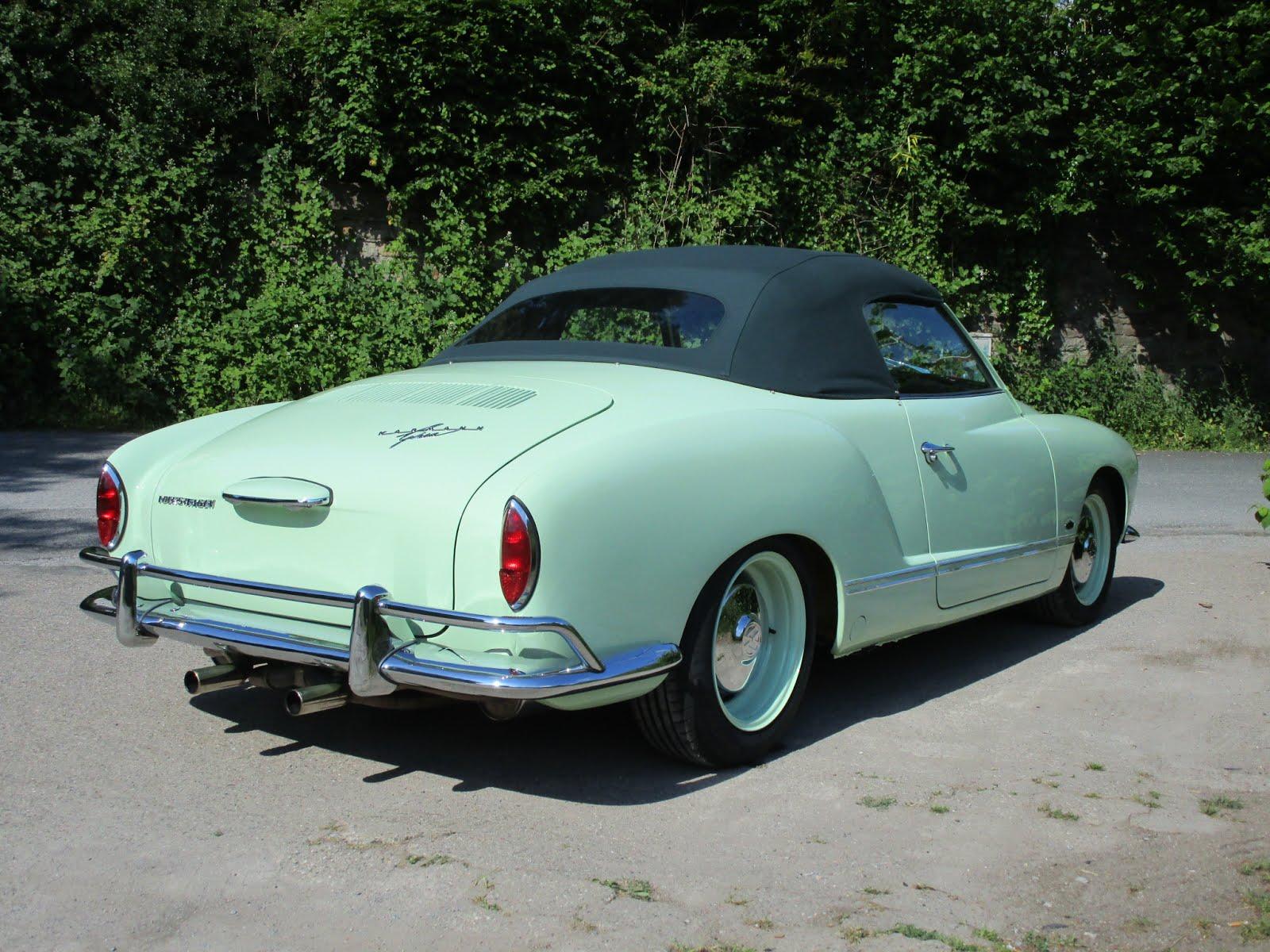 66er KG Cabrio