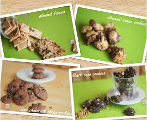 Borang Tempahan Crunchy Cookies ~ RM25 sebekas