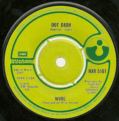 Wire - Dot Dash - Option R