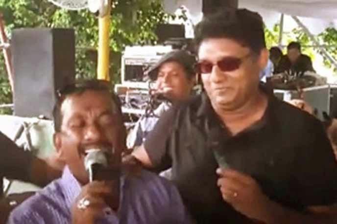 Sajith Premadasa & Mahindananda Aluthgamage