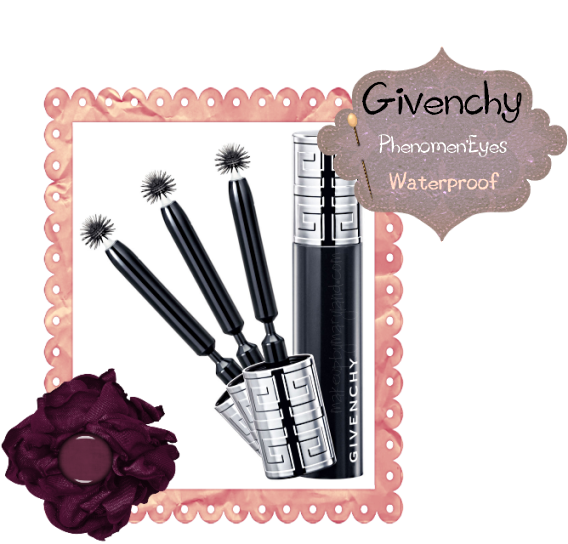 Lash Challenge: Givenchy Phenomen'eyes waterproof mascara-342-makeupbymariland