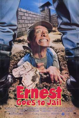 Ernest Goes to Jail 1990 Hollywood Movie Watch Online