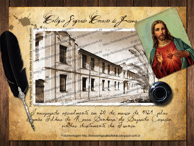 Colégio Sagrado Coração de Jesus, Alfenas