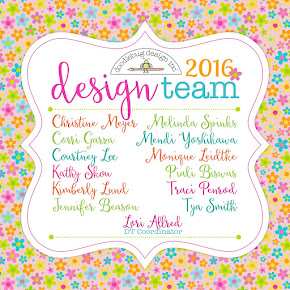 I Design for <br> Doodlebug Designs