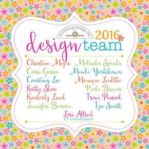 I Design for <br> Doodlebug Designs
