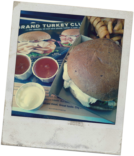 Go Beyond the Beef w/ @Arby's #GrandTurkeyClub | www.girlichef.com