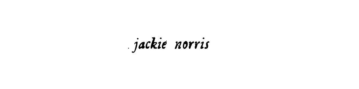 jackie norris