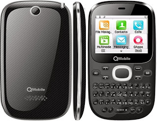 QMobiles Q4 TV (Keyboard Phone)